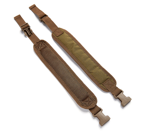 Back Carry Straps - Coyote Tan