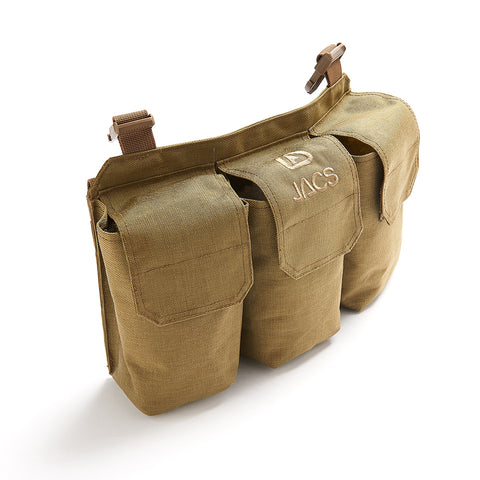 Chest Pouch - Coyote Tan