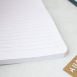 Personalised 'Making Memories' Foil Notebook - Nina Thomas Studio