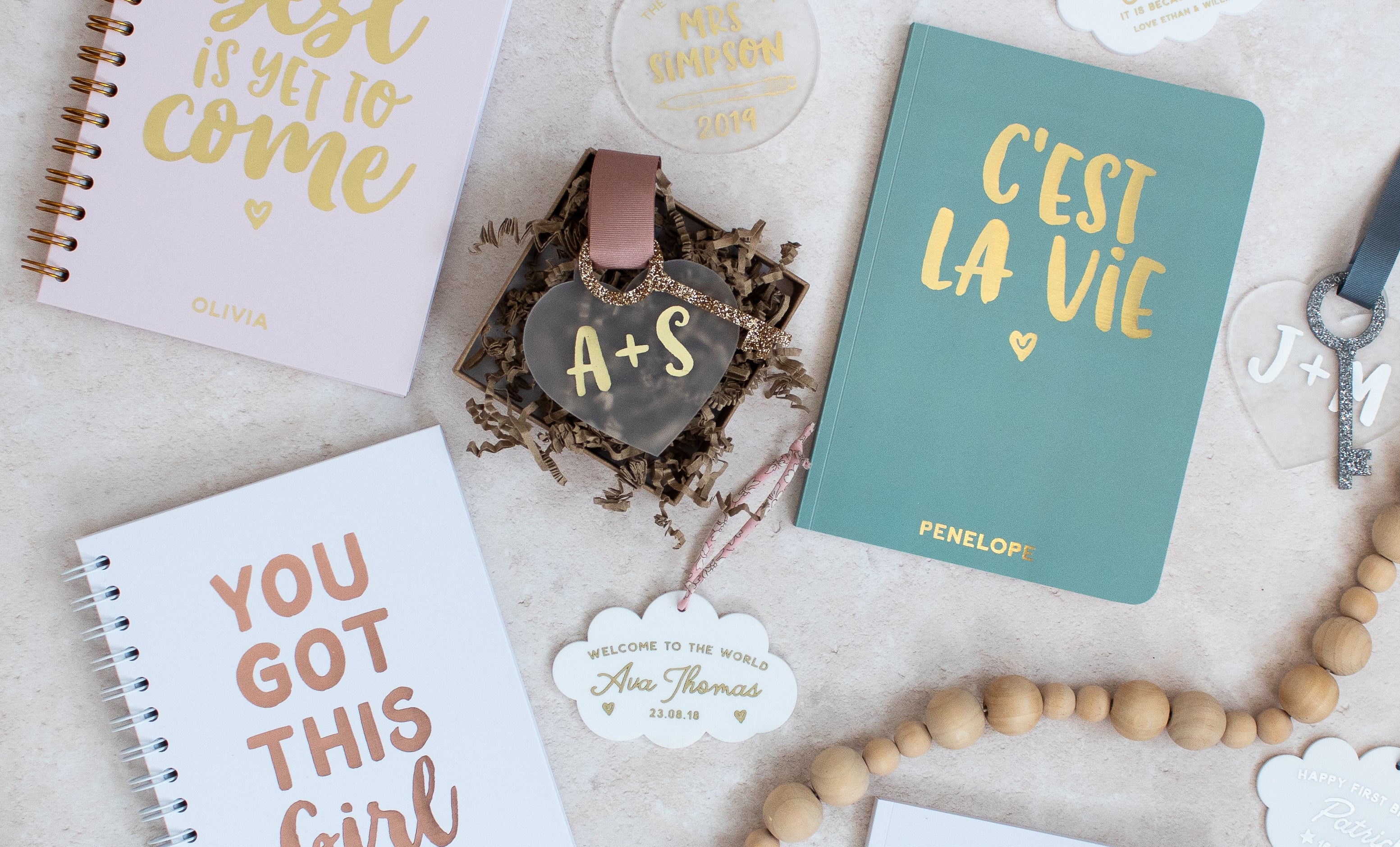 <span>Make your big day magical with</span> Wedding Stationery