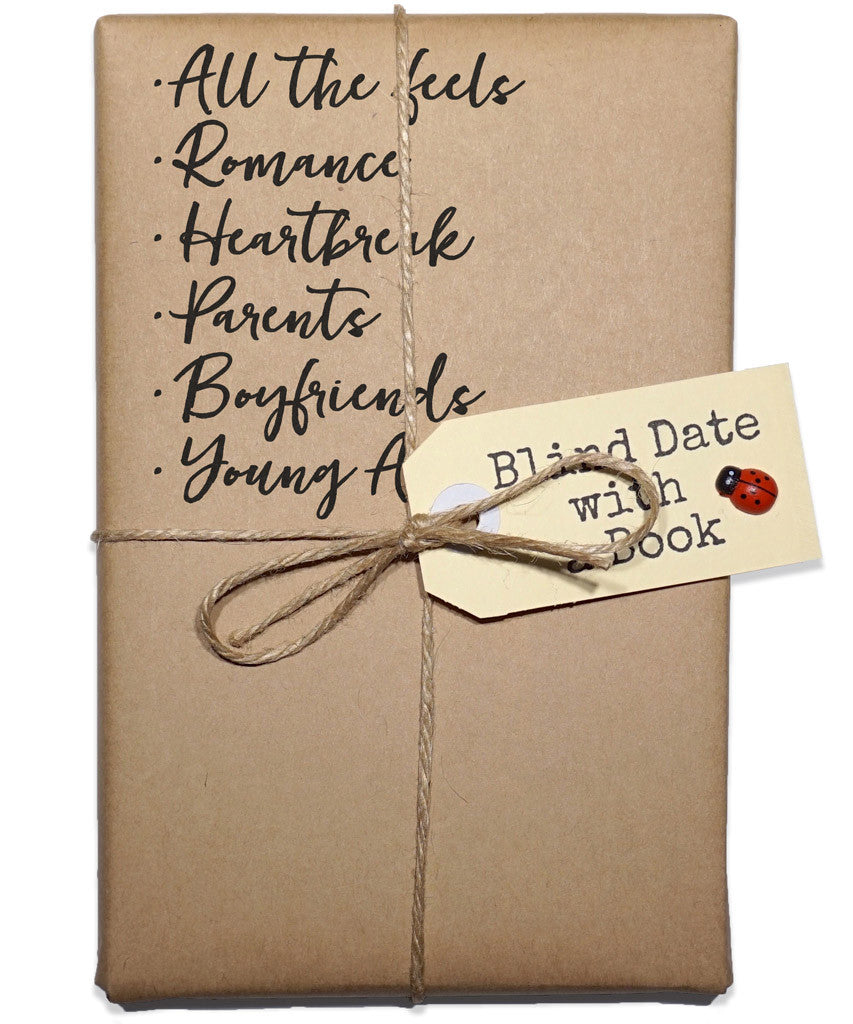 All the Feels - Blind Date with a Book