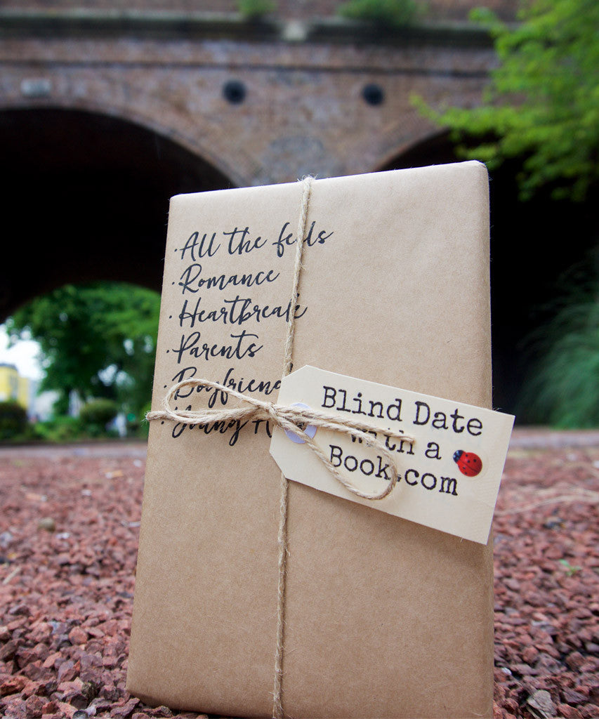 All the Feels - Instagram - Blind Date with a Book