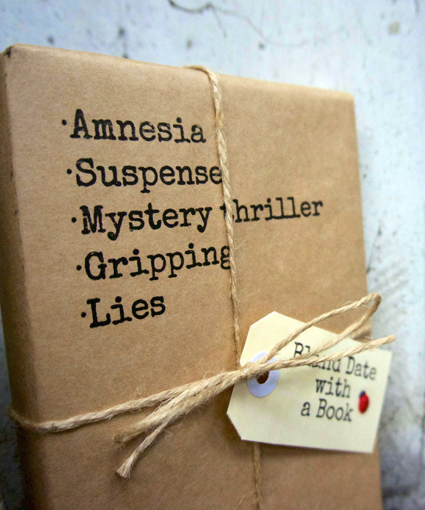 Amnesia - Blind Date with a Book