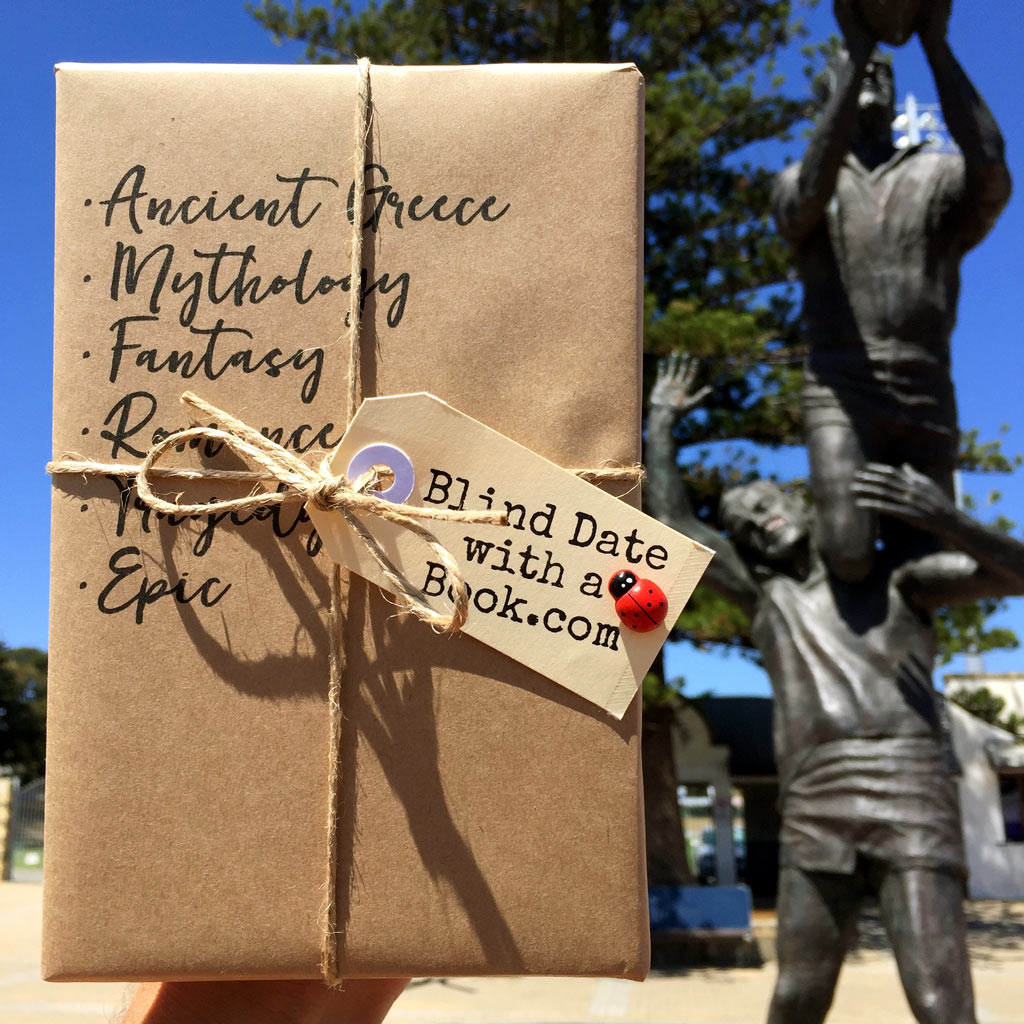 Ancient Greece - Blind Date with a Book