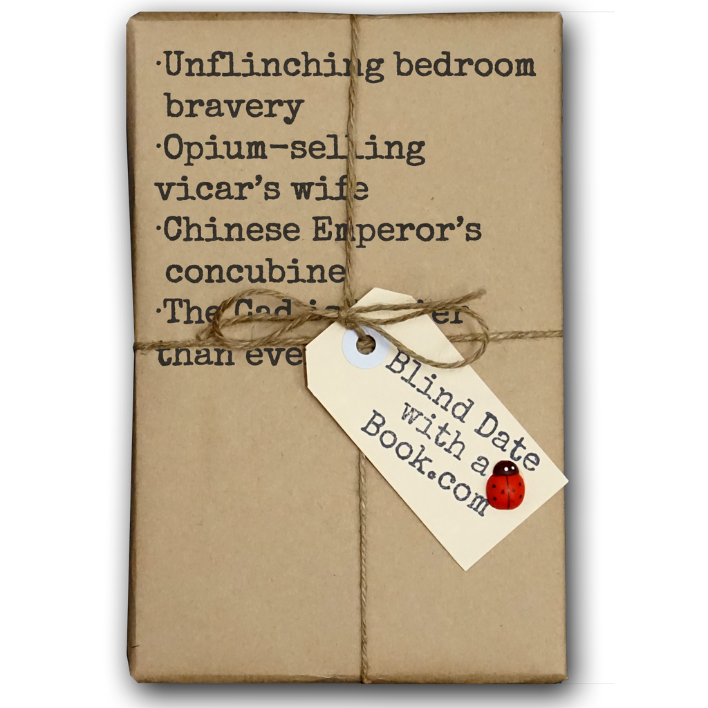 Bedroom Bravery - Blind Date with a Book
