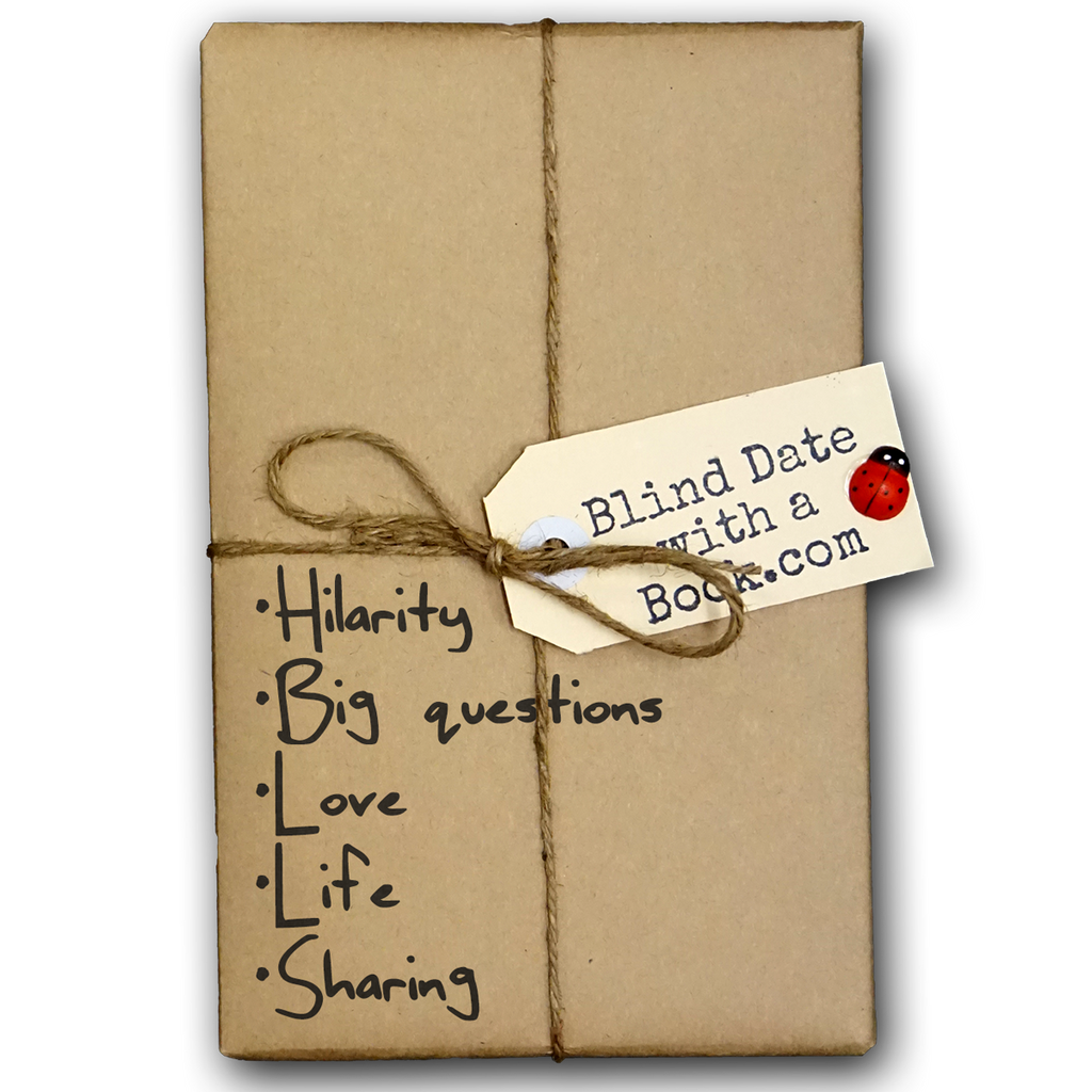 Big questions - Blind Date with a Book