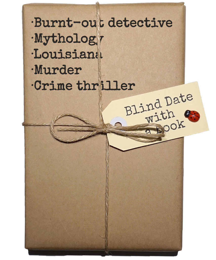 Burnt-out Detective - Blind Date with a Book