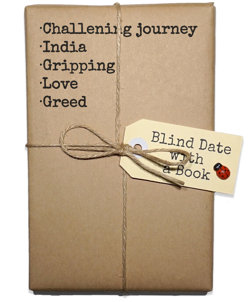 Challenging Journey - Blind Date with a Book