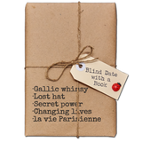 Changing Lives - Blind Date with a Book