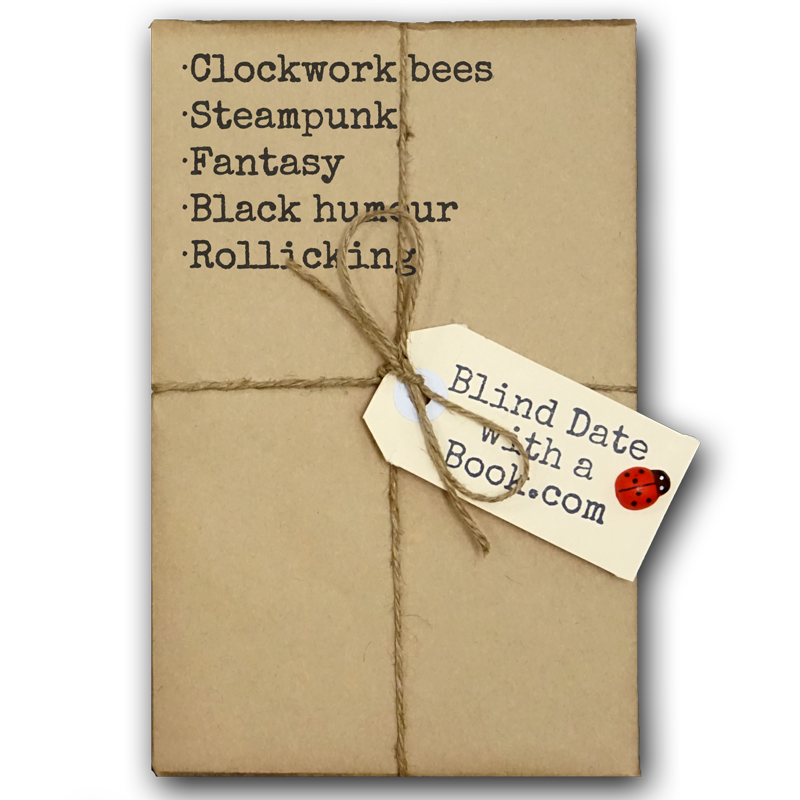 Clockwork Bees - Blind Date with a Book