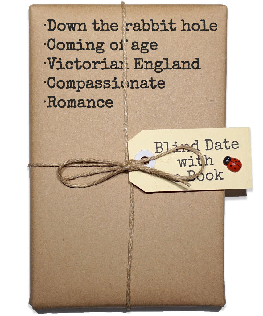 Down the rabbit hole - Blind Date with a Book