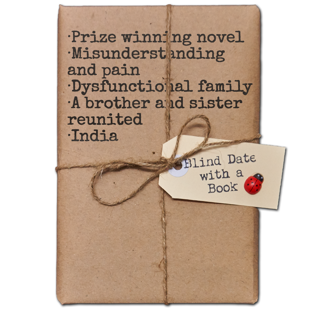 Dysfunctional family - Blind Date with a Book