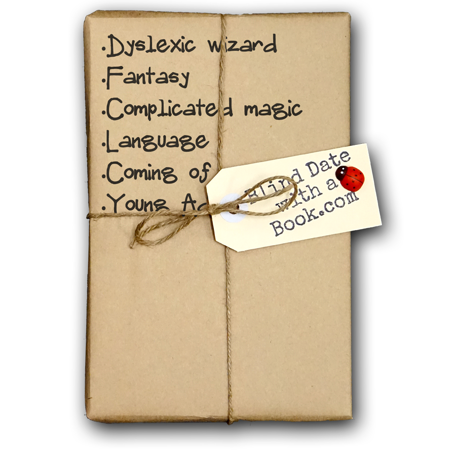 Dyslexic Wizard - Blind Date with a Book