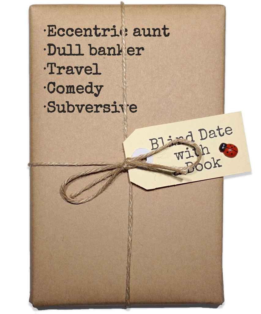 Eccentric Aunt - Blind Date with a Book