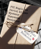 FBI Magician - Blind Date with a Book Location