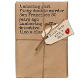 Fishy Double Murder - Blind Date with a Book
