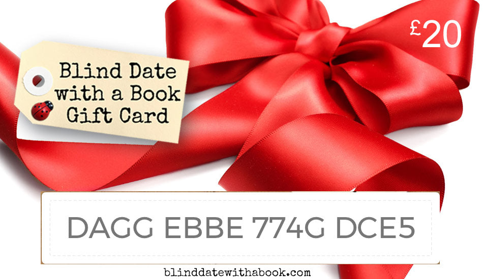 Gift Card - Blind Date with a Book