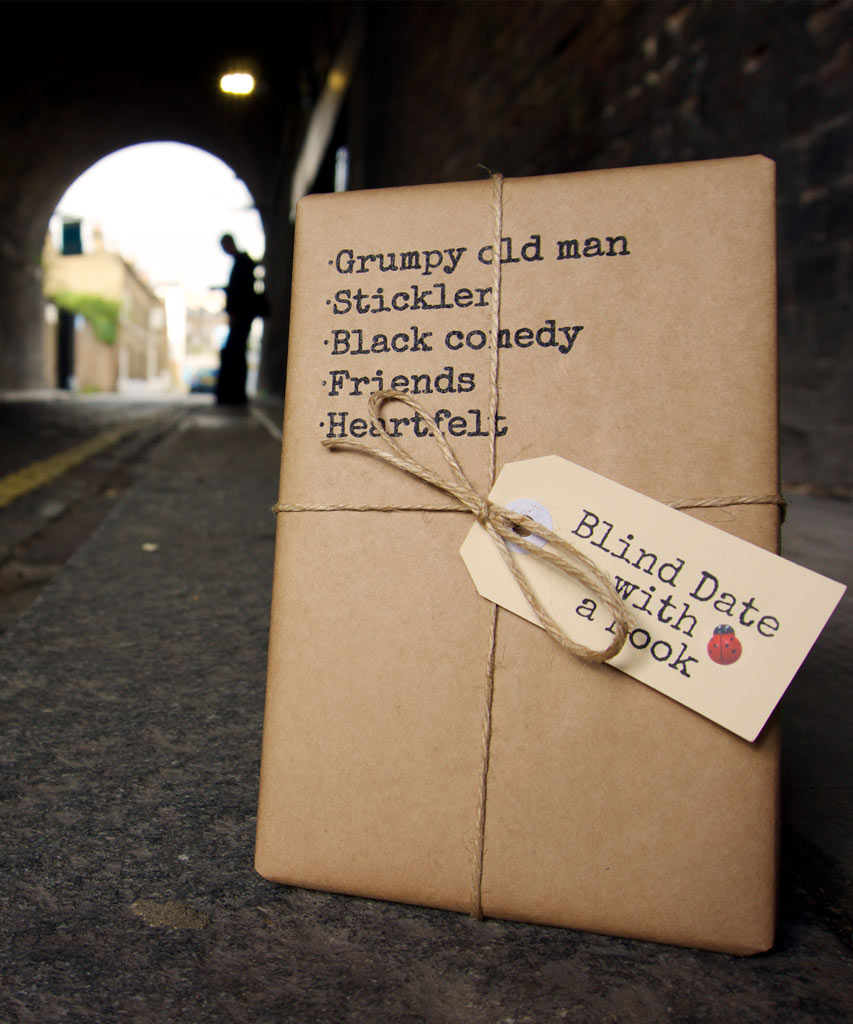 Grumpy Old Man - Blind Date with a Book