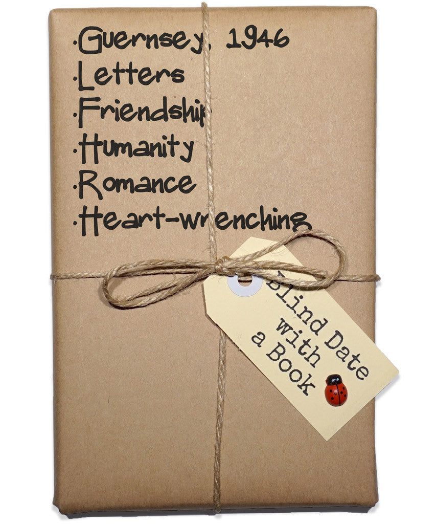Letters - Blind Date with a Book