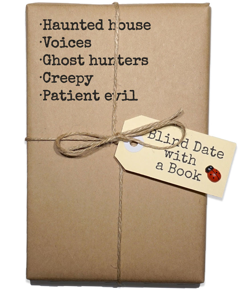 Haunted House - Blind Date with a Book