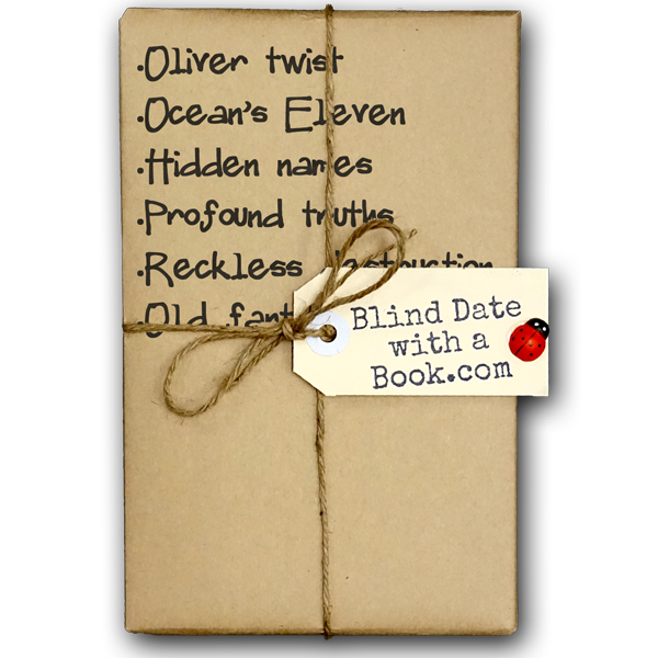 Hidden Names - Blind Date with a Book