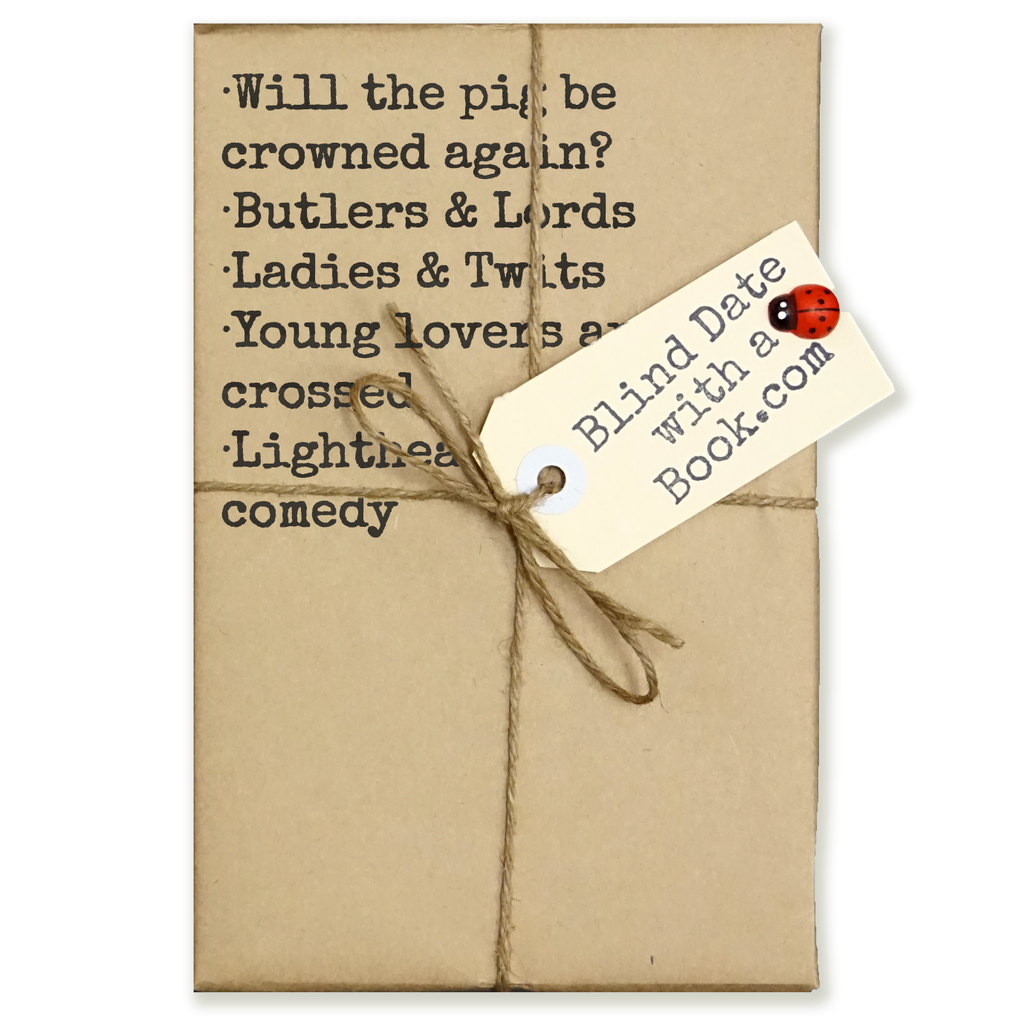 Ladies & Twits - Blind Date with a Book