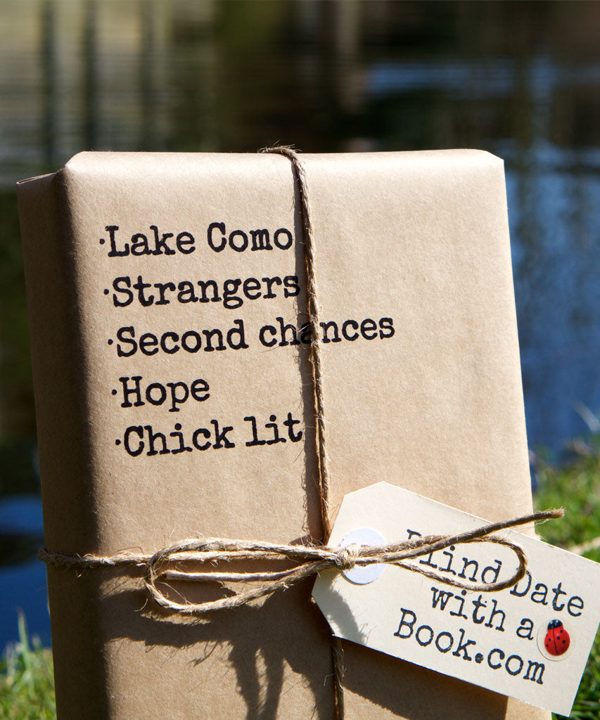 Lake Como - Blind Date with a Book