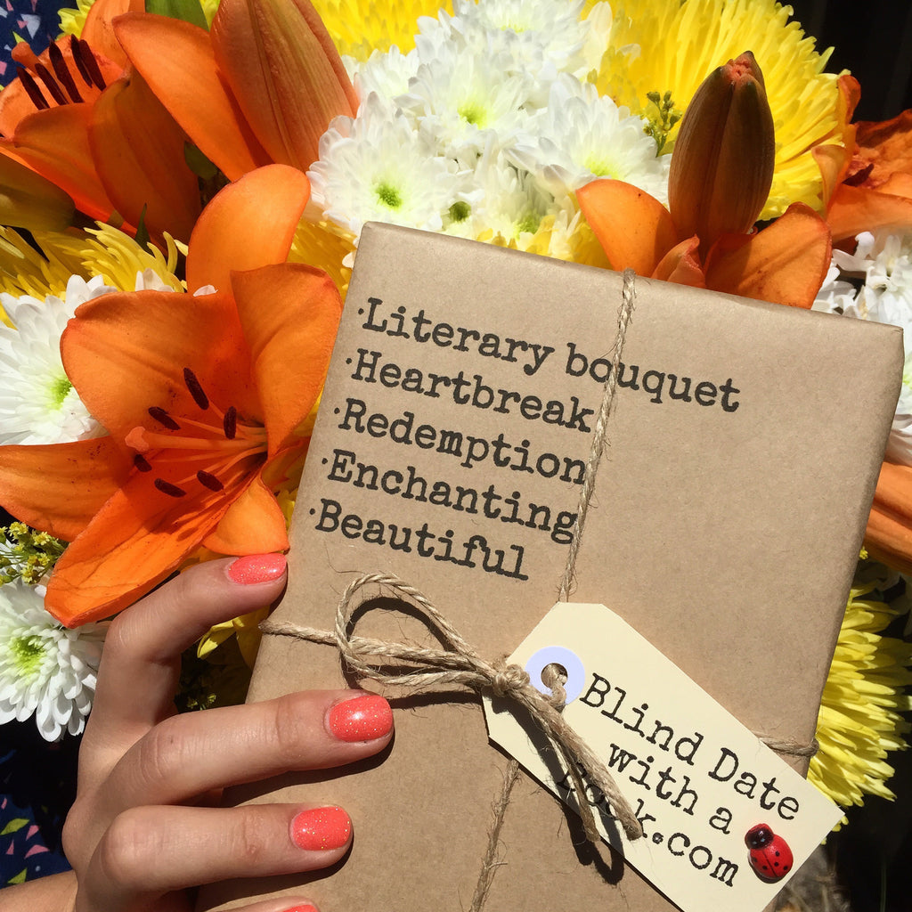 Literary Bouquet - Blind Date with a Book