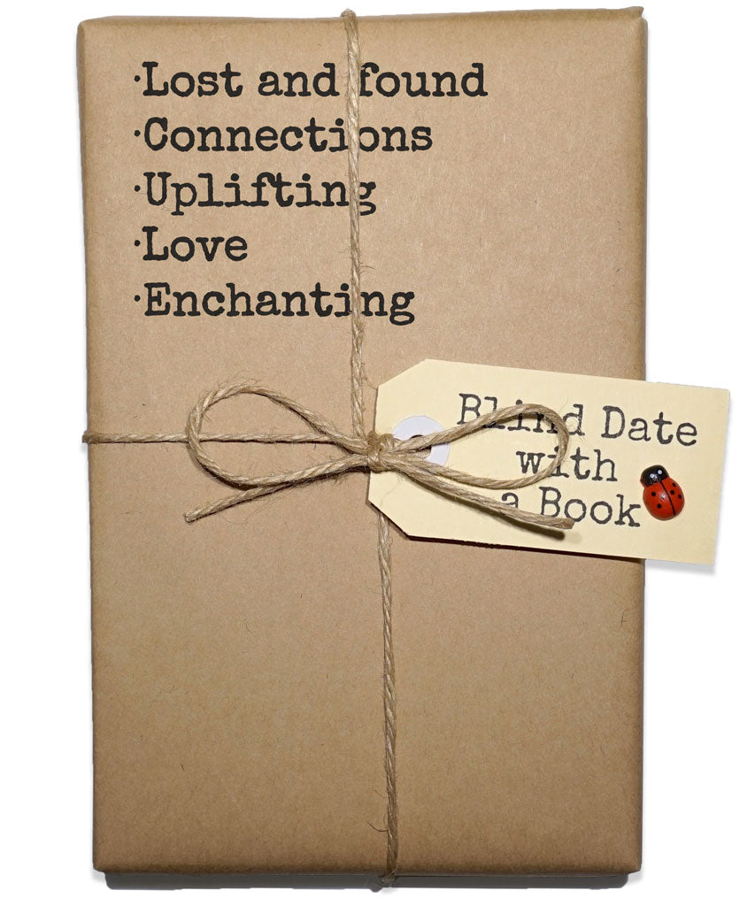 Lost and Found - Blind Date with a Book