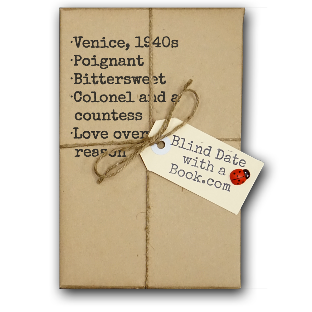 Love Overpowers Reason - Blind Date with a Book