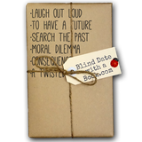 Moral Dilemma - Blind Date with a Book