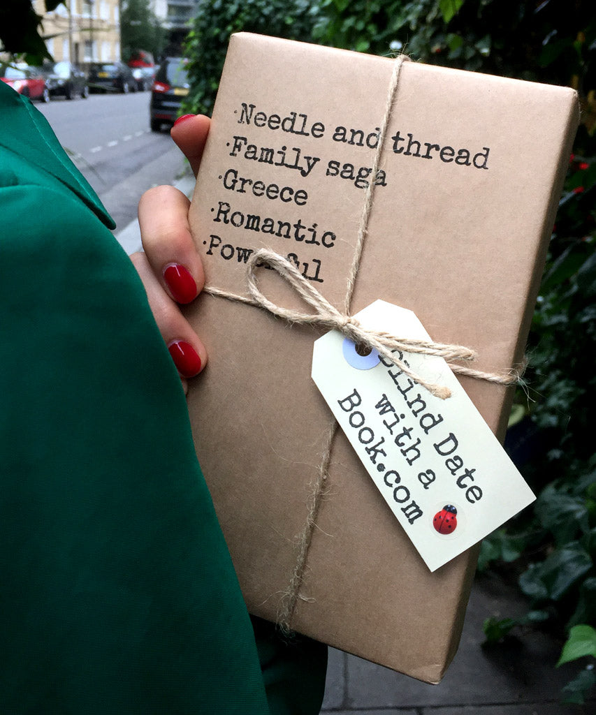 Needle and Thread - Blind Date with a Book