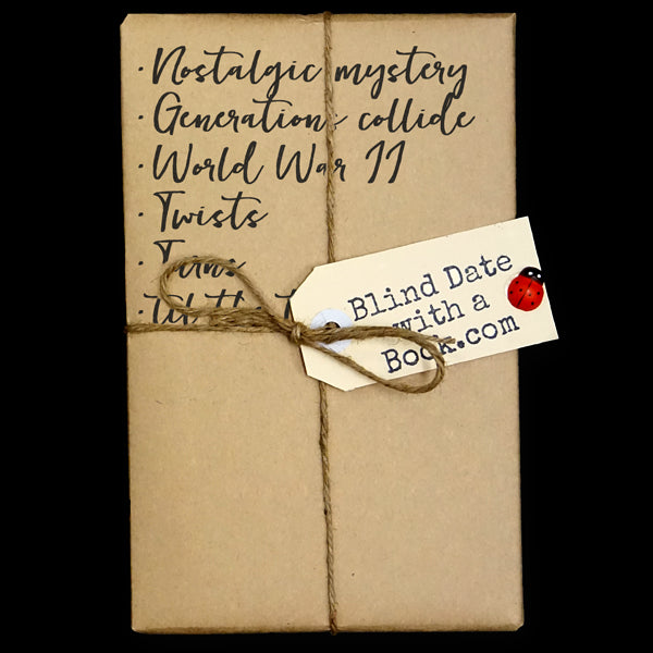 Nostalgic Mystery - Blind Date with a Book