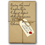 Passing the Sword - Blind Date with a Book