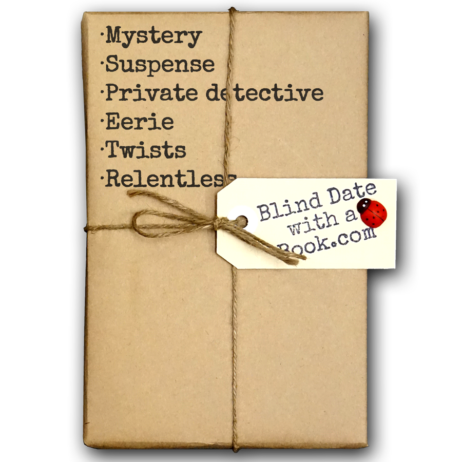 Private Detective - Blind Date with a Book