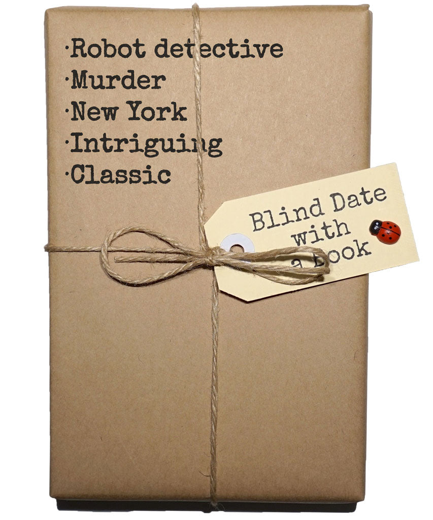 Robot Detective - Blind Date with a Book