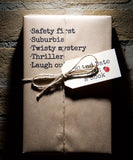 Safety First - Blind Date with a Book