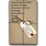 Sinister Terror - Blind Date with a Book