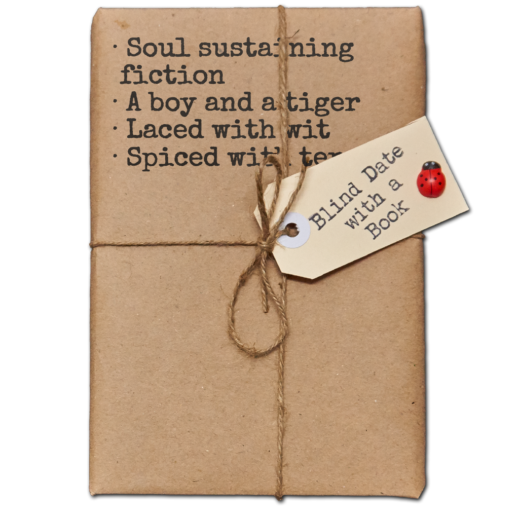 Soul sustaining - Blind Date with a Book