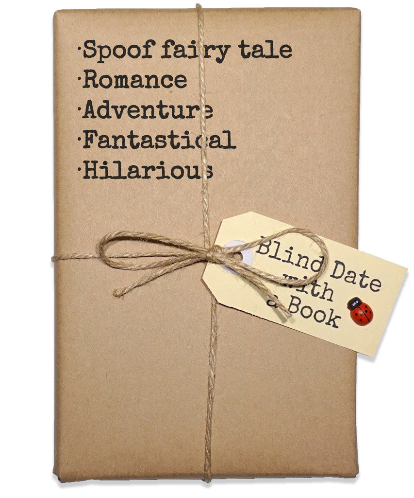 Spoof Fairy Tale - Blind Date with a Book