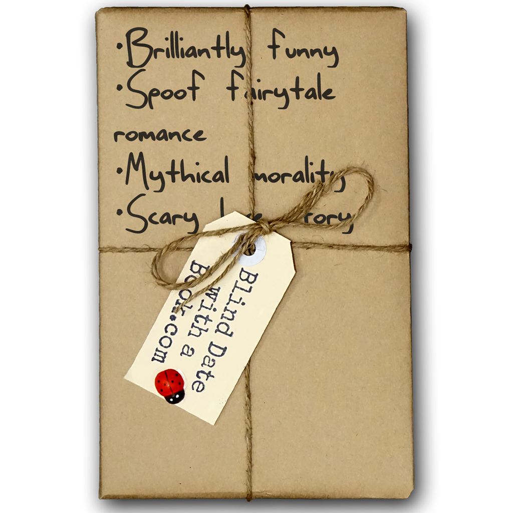 Spoof Fairytale Romance - Blind Date with a Book