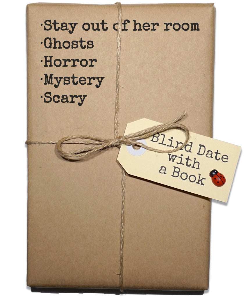Stay out of her room - Blind Date with a Book