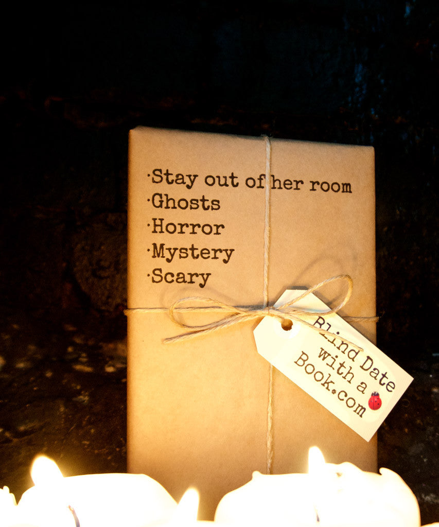 Stay out of her room - Instagram - Blind Date with a Book