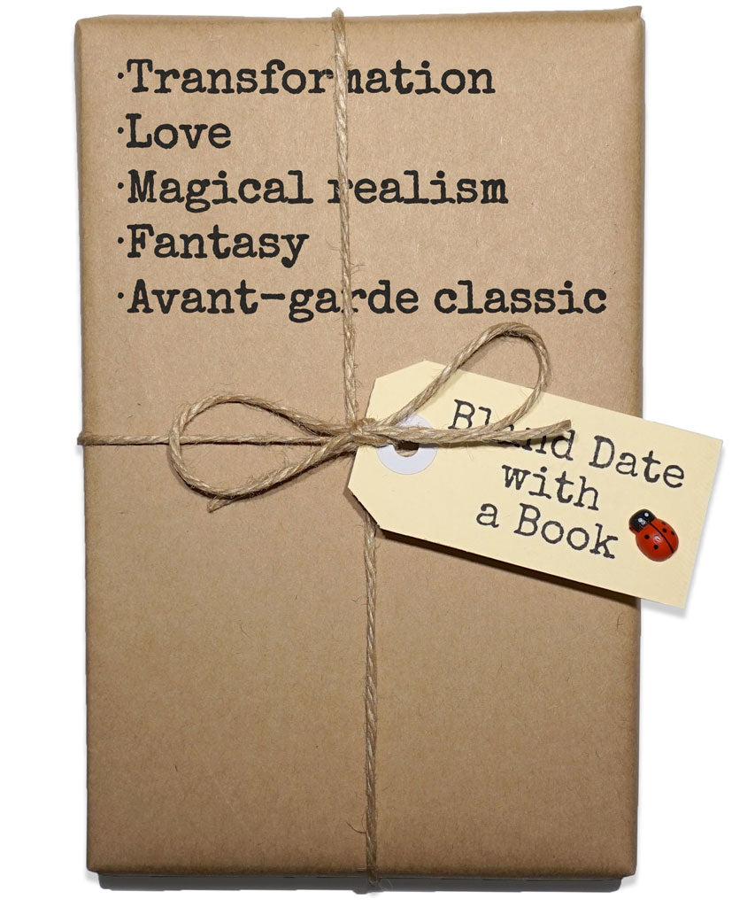 Transformation - Blind Date with a Book