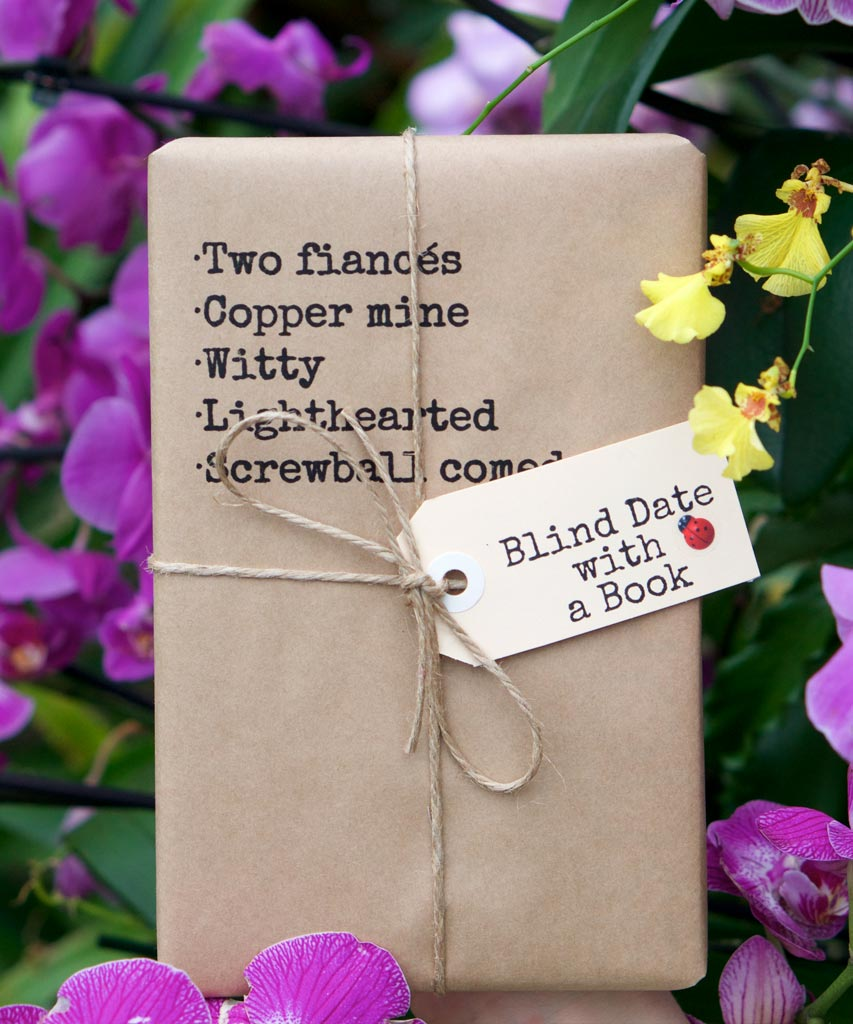Two Fiancés - Blind Date with a Book
