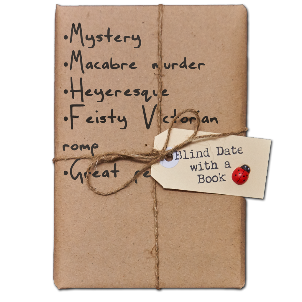 Victorian Romp - Blind Date with a Book
