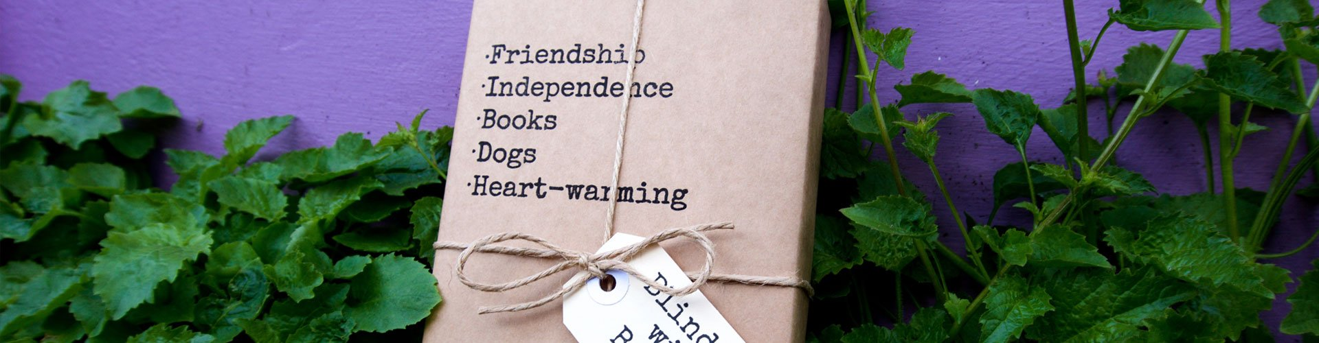 Make Believe - Blind Date with a Book