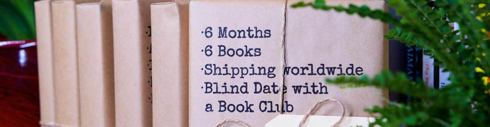 Blind Date with a Book Club - Blind Date with a Book