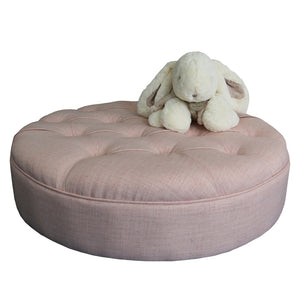 Footstool- Isabella Rose - Ottoman- Baby Belle