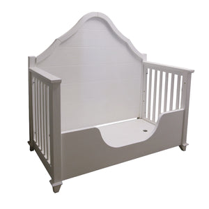 Cot Conversion Kit- 1 sided - Conversion Kits- Baby Belle
